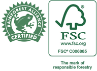 Rainforest Alliance & FSC Logo